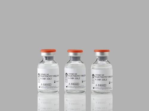 Sydney IVF Blastosist Kriyoprezervasyon Kiti K-SIBF-5000